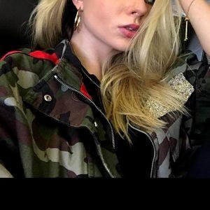 4c9207697ef18 Women Oversized Camo Jacket on Poshmark